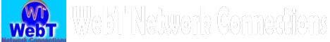 WebT Network Connections Logo